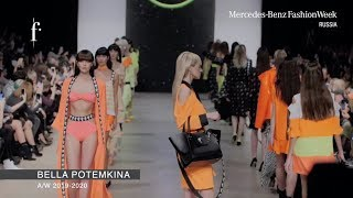 Сюжет телеканала Fashion TV. Показ Bella Potemkina Neon Collection