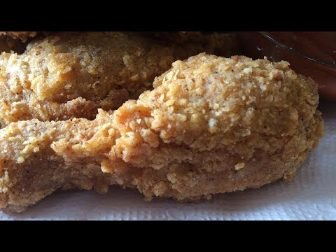 KFC style Homemade Chicken Drumstick with No Oven |Chicken Drumstick Recipe | English Subtitles