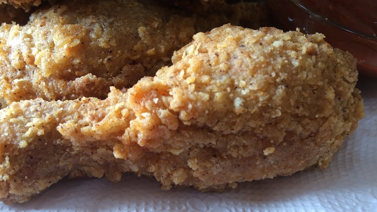 Kfc Style Homemade Chicken Drumstick With No Oven Chicken Drumstick