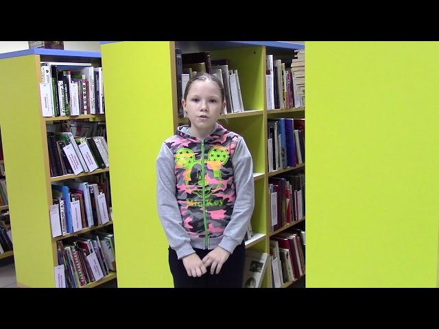Изображение предпросмотра прочтения – ДарьяФедотова читает произведение «Прохожий» М.И.Цветаевой