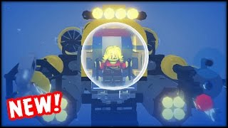 LEGO Worlds - Underwater Terror! #9 (Ps4)