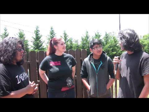 Infektion Interview
