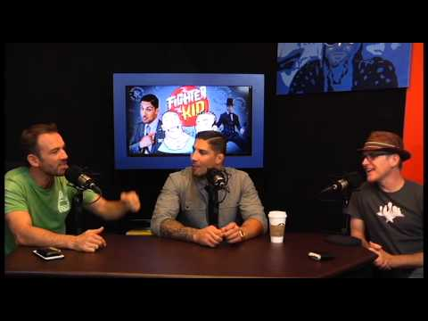 Greg Fitzsimmons joins The Fighter and The kid