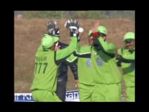 Tv Highlights Semifinal Pak V Aus 2nd Blind Cricket World Cup 2006 (Pakistan)