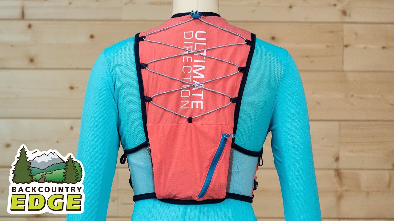 official photos f0726 ca086 Ultimate Direction Women's Race Vesta 4.0 Running Hydration Vest