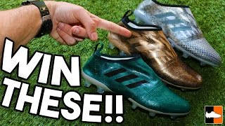 adidas GLITCH Challenge & Watch To WIN