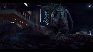 Indominus Rex - I Want To Live - Jurassic World