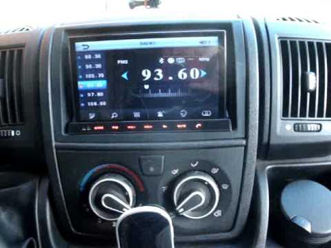 Peugeot Boxer III 2006 фургон - YouTube