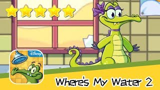 Where's My Water? 2 Level 24 Green Means Go Walkthrough New Game Plus Recommend index five stars