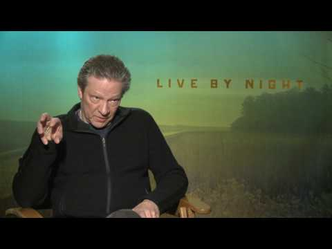 Live By Night: Chris Cooper Official Movie Interview