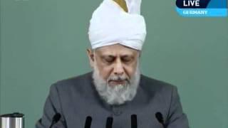 QADIANI KHALID PERSENTING KHUTBA JUMA 1-07-2011 IMPORTENT FOR ALL AHMADIS_clip1.flv