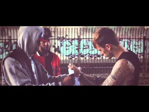 Kid Ink - Hell & Back (Remix) feat MGK [Behind the Scenes]
