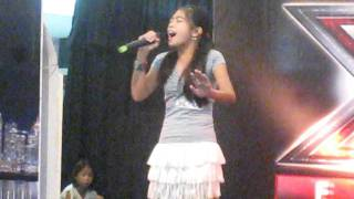 X-FACTOR PHILIPPINES-CABANATUAN KIMBERLY CAMUS