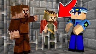 FAKİR, ZENGİNİ HAPSE ATTIRDI! 😱 - Minecraft