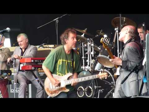 The Blockheads - Hit Me With Your Rhythm Stick, Cornbury Festival 2010