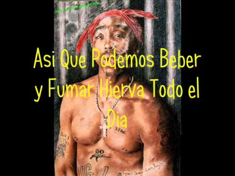 2pac Ratha Be Ya Nigga - Subtitulada Al Español
