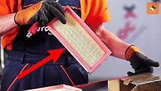 Pamoka: Kaip pakeisti Variklio oro filtras MITSUBISHI COLT Z30