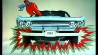 1969 Plymouth Fury III Commercial