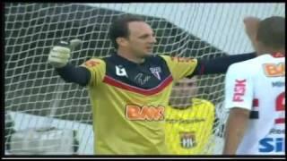 Rogério Ceni 100 Gols - Matéria do Globo Esporte - 28/03/2011