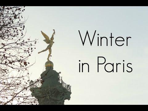 Winter in Paris // january 2017