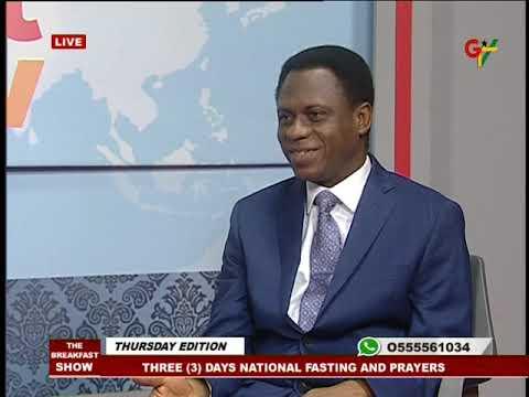 3 Days National Fasting & Prayer | GTV Breakfast Show | Thursday Edition