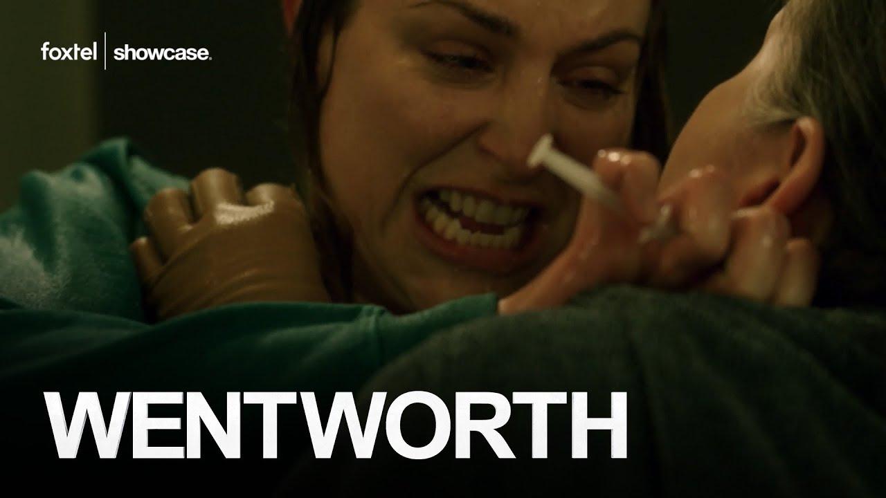 Download Wentworth Season 5 Episode 7 Recap   showcase on Foxtel