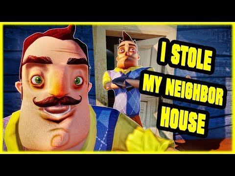 I STOLE MY