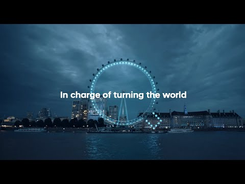 IONIQ: In charge of turning the world