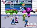 SNES MSU1 Teenage Mutant Ninja Turtles IV: Turtles In Time