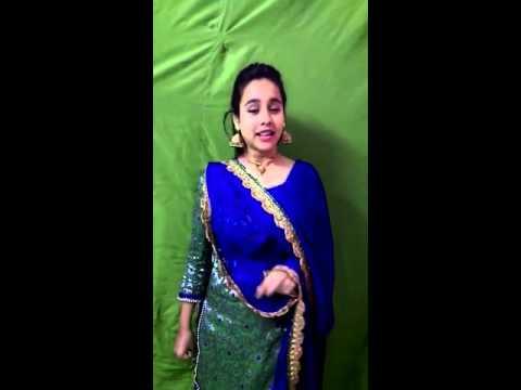 Sunanda Sharma | Dil laggeya ni mera, Channa ajj sara din |