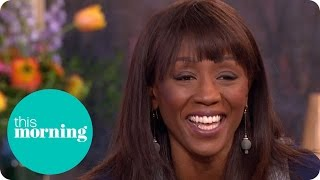 diane parish and ben shephard giggle over down there cream   this morning