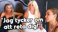 MARIA vs SIV! | Svenska Hollywoodfruar