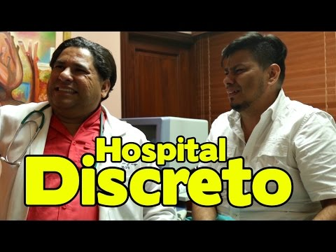 El Hospital mas discreto del mundo