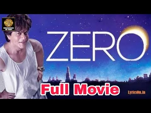 ZERO Full Movie || ZERO 2018 || ZERO Movie Promotion Video HD - Shah Rukh Khan, Salman Khan