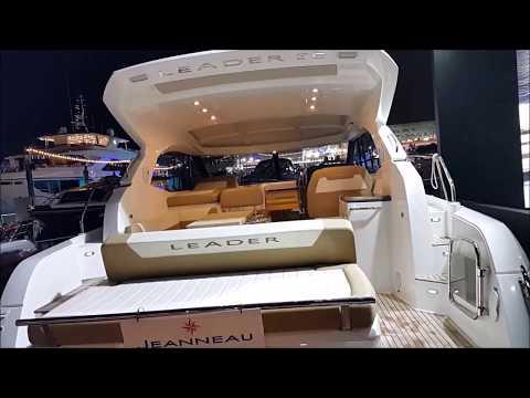 Dubai Boat Show 2018  Part 1