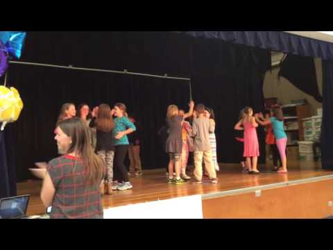 German Hand Clapping Dance- Goodwill/Starr