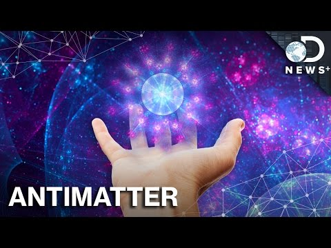 How The Heck Do Scientists CREATE Antimatter?