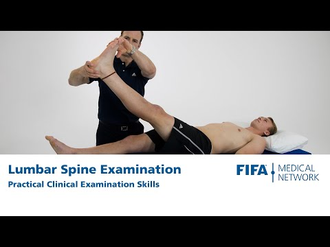 Lumbar Spine Examination