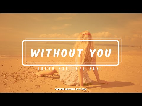 Pop R&B Acoustic Guitar Instrumental - Without You - Urban Beat 2015