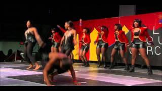MTSU NPHC Step Show 2011 - Delta Sigma Theta Performance