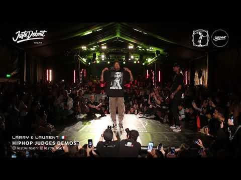 Les Twins - Judge demo Juste Debout Milan 2020