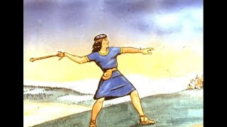 David & Goliath - Moody Bible Story