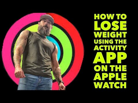 Apple Watch - Track Calories to Lose Weight with the Health