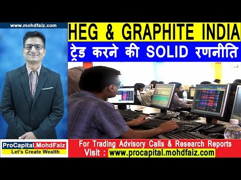 HEG & GRAPHITE INDIA  ट्रेड करने की SOLID रणनीति |