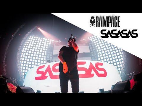 SASASAS @Rampage 2017 | Drops only