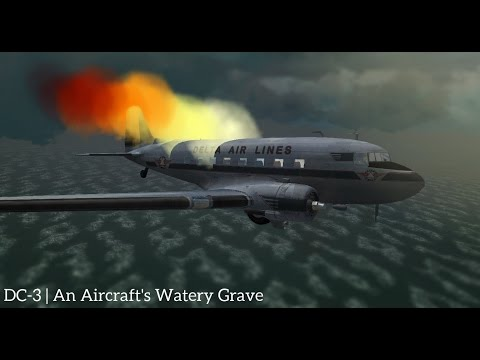 DC-3 | An Aircraft's Watery Grave