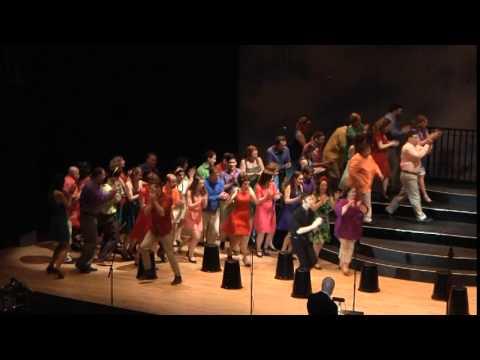 Run, Freedom, Run! - The Lyric Theatre Singers - Hallelujah Broadway June 2013