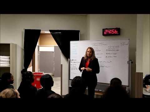 Brenda Frese Pregame at Nebraska (2/4/18)