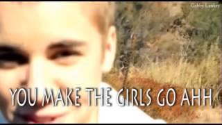 Justin Bieber PINA COLADA BOY ( Lyrics video )