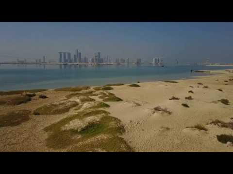 Saadiyat Island Mavic Pro Test Flight